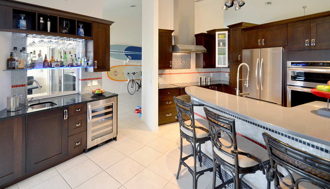 Naples cabinetry